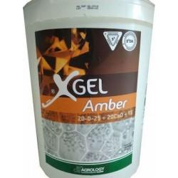 Xgel amber 20-0-25+25Ca λίπασμα
