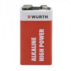 Μπαταρίες 9V 6LP3146 Wurth
