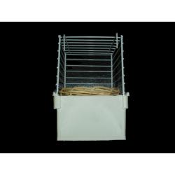 Εξωτερική Φωλιά για Κλουβί Πτηνών