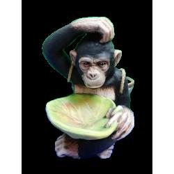 Κεραμικός χιμπατζής