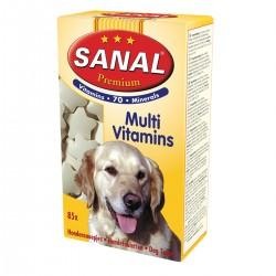 Sanal Multivitamins Βιταμίνες Σκύλου 85 γρ.-mashop.gr