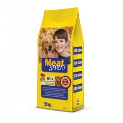 Meat Lovers Mix 20kg για ενήλικο σκύλο-mashop.gr