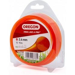 Μεσινέζα Oregon Πορτοκαλί 2,4mm-MaShop.gr