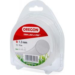 Μεσινέζα Διάφανη 1,3mm x 15m Oregon-MaShop.gr