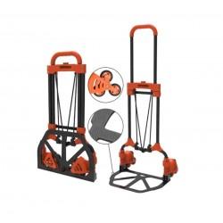 Καρότσι (Αλουμινίου) Μεταφοράς Πτυσόμενο Για Σκάλες Black & Decker-MaShop.gr